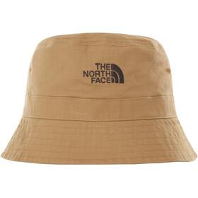 The North Face Cotton Bucket Hat kelp tan